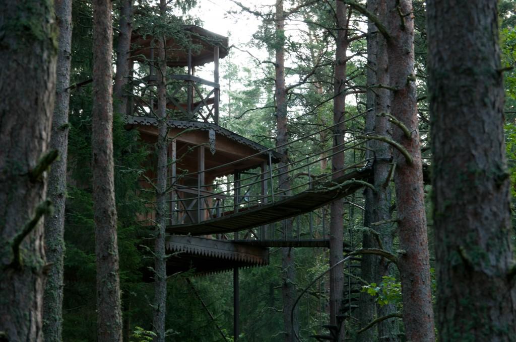 treehouse aircastle