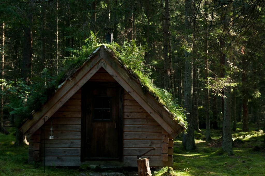 charcoalers hut
