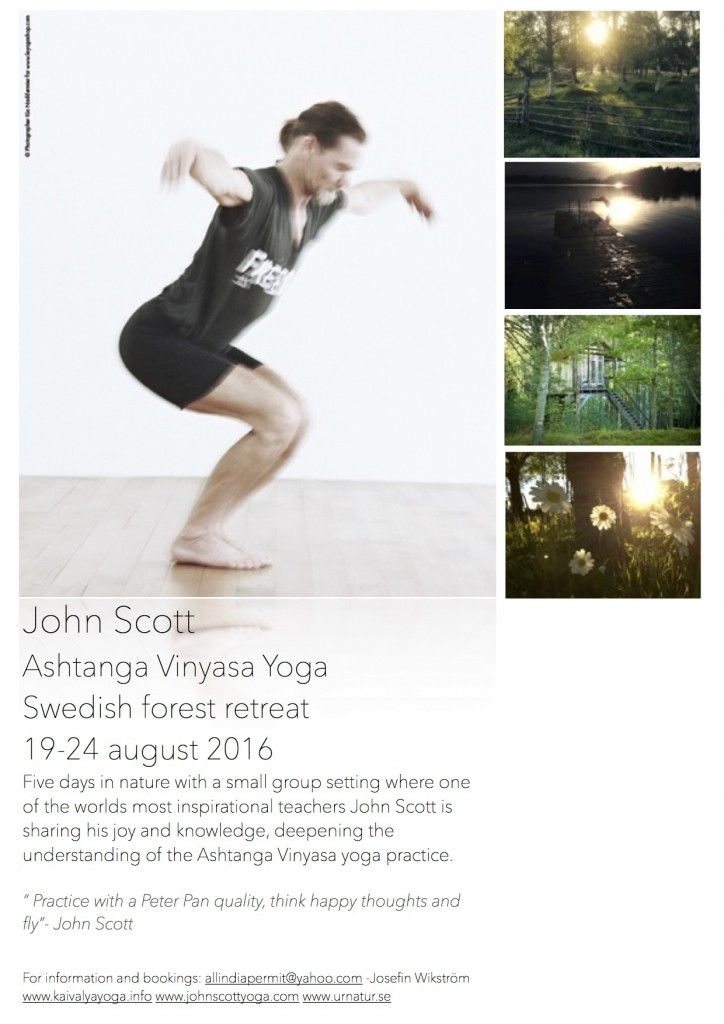 Yoga retreat at Urnatur